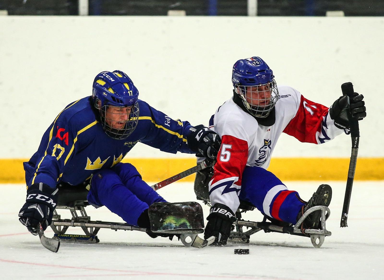 Paraishockey.