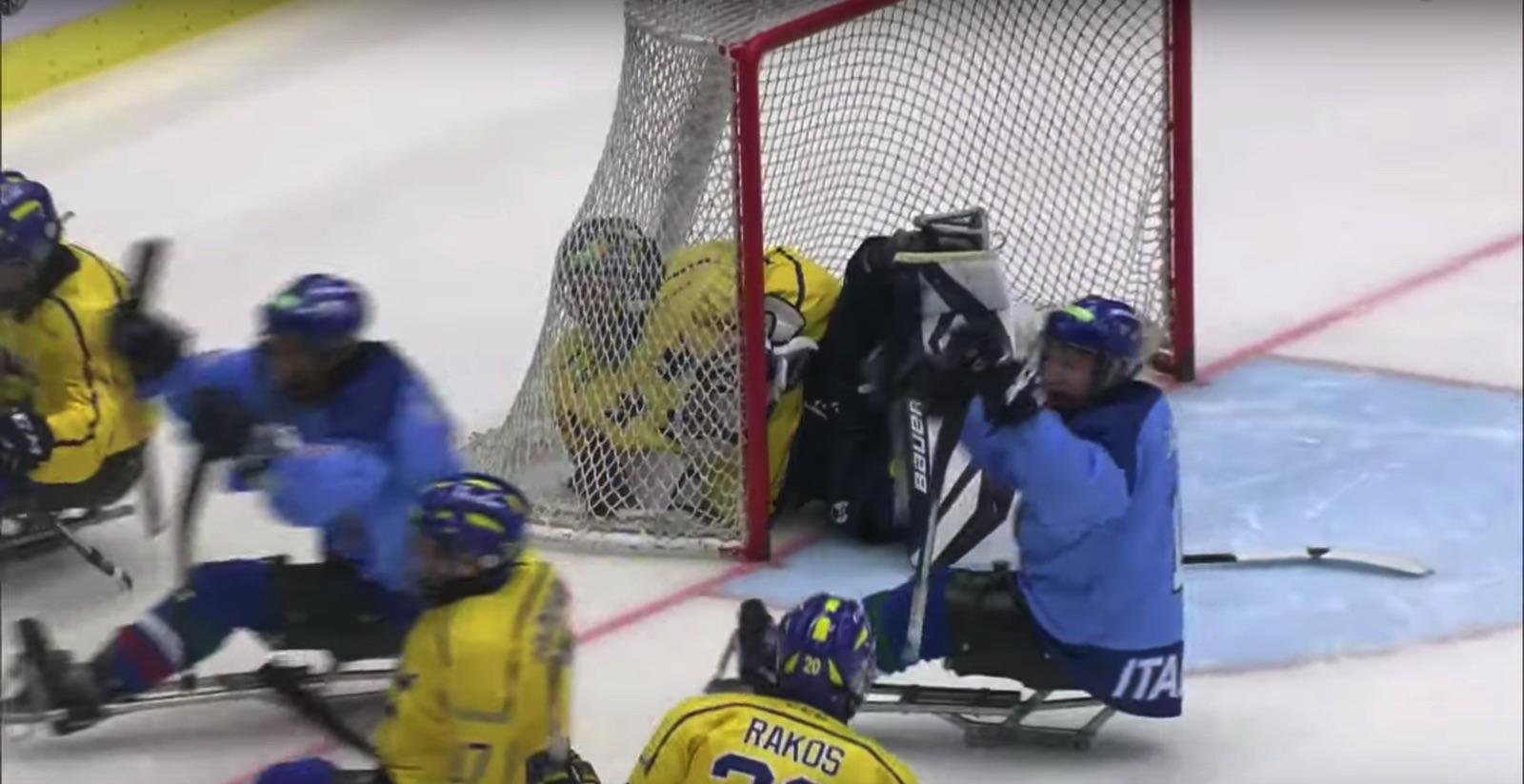 Paraishockey-VM 2019.