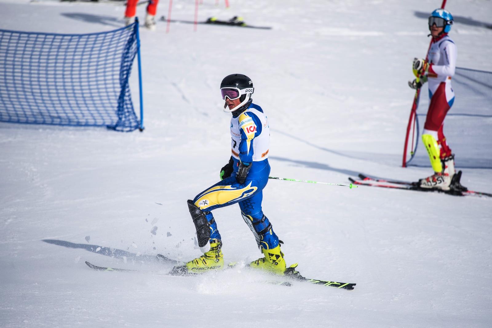Aaron Lindström.