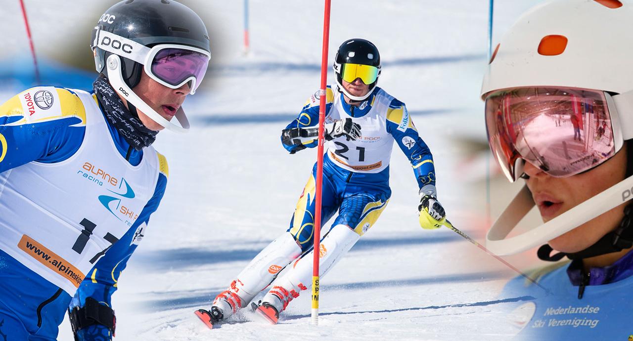 Aaron Lindström, Arvid Skoglund och Ebba Årsjö