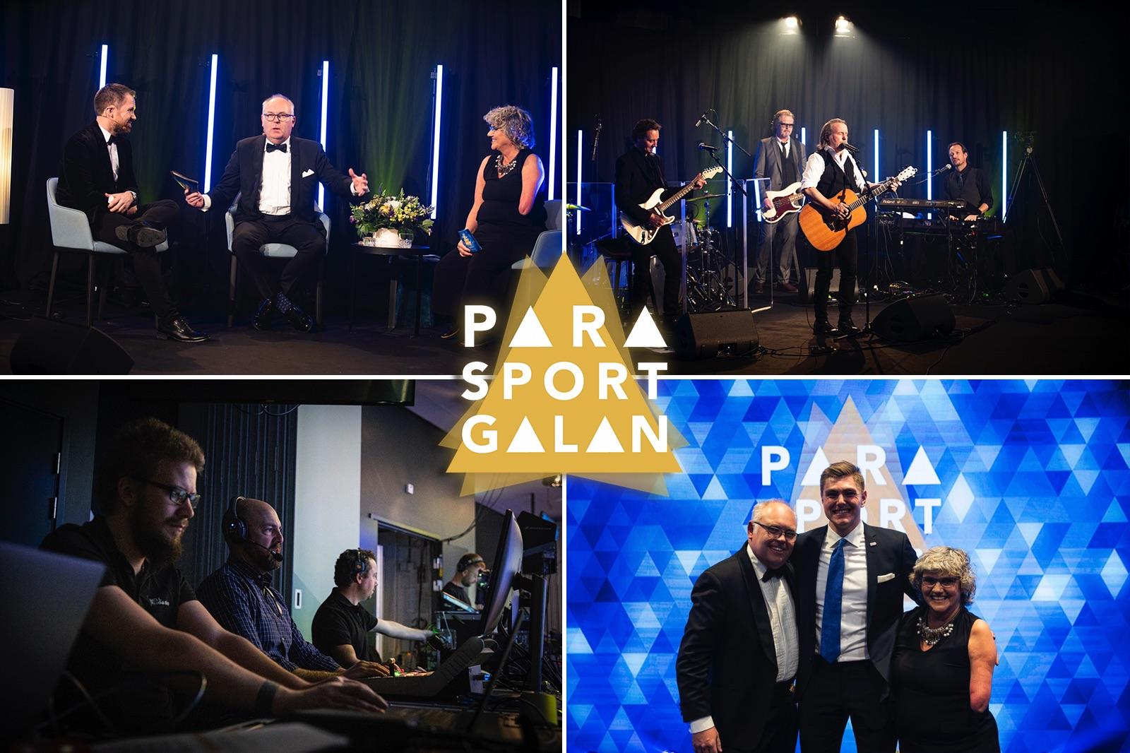 Svenska Parasportgalan 2020 blev en tittarsuccé.
