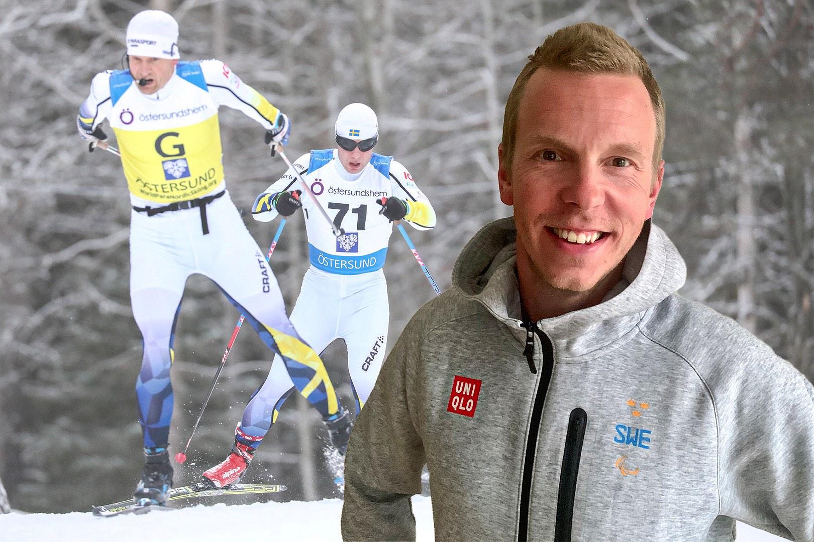 Fredrik Uusitalo är ny förbundskapten för svenska paralandslaget i längdskidor.