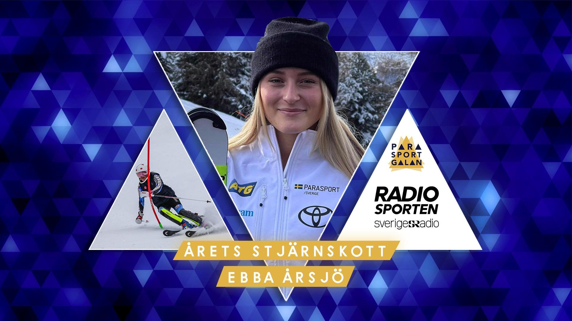 Ebba Årsjö - Årets Stjärnskott