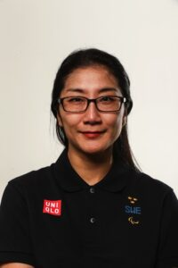 "Sportskytten Yu-jeong ""Johanna"" Bang."