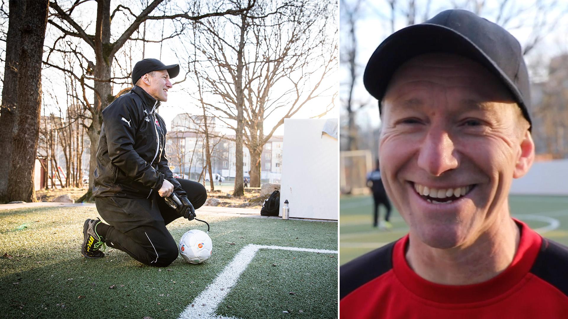 Mark Blake blir expertkommentator på SVT under Paralympics i Tokoy.